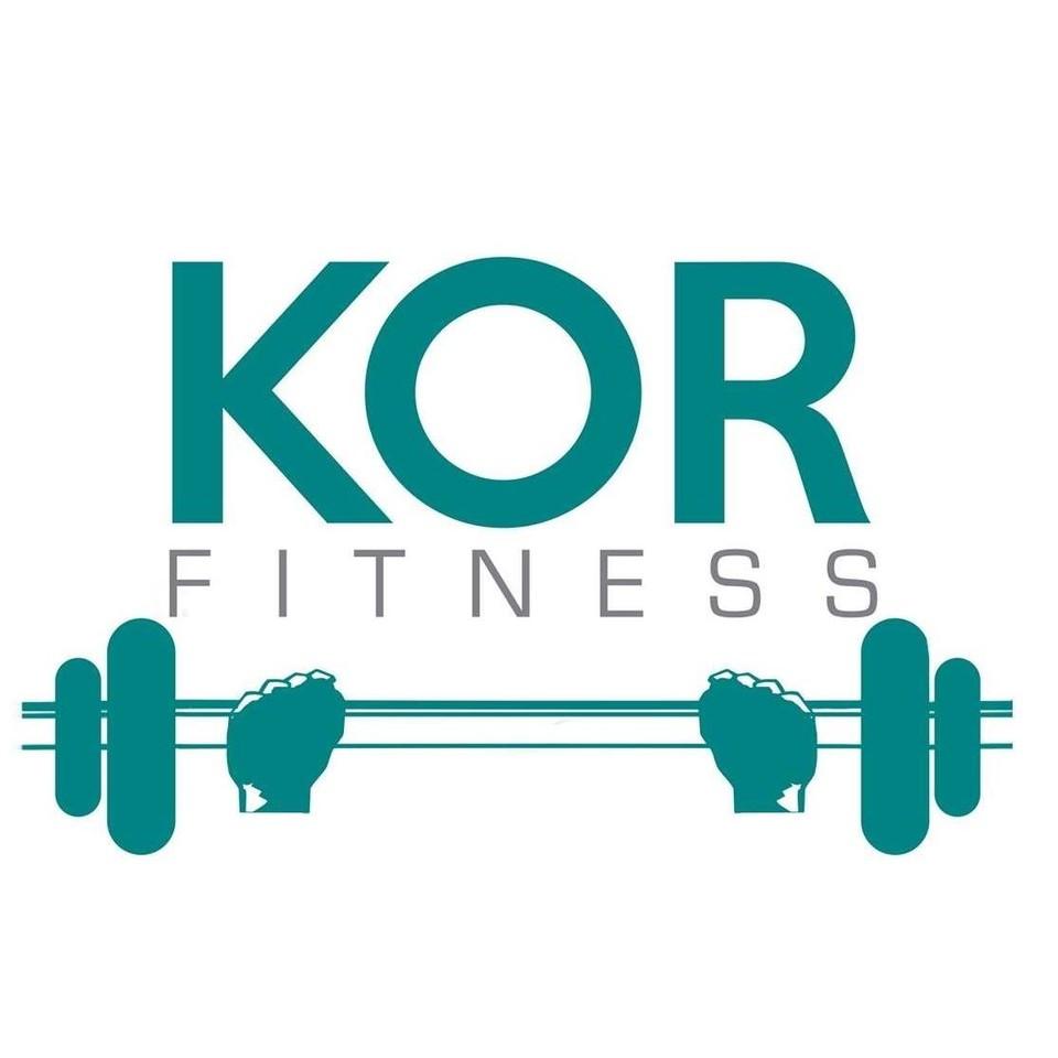 KOR Fitness logo
