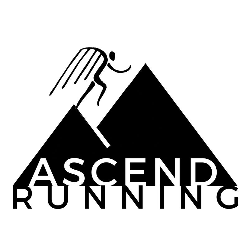 Ascend Running logo