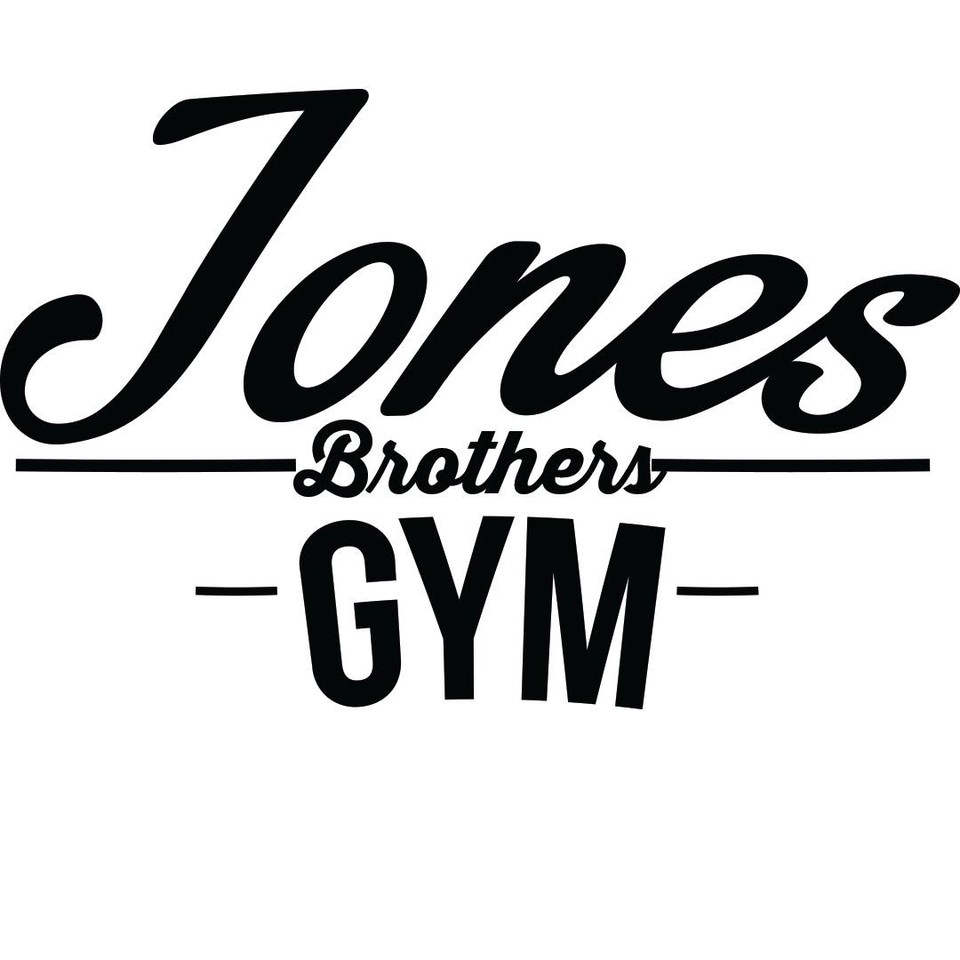 Jones Brothers Gym logo
