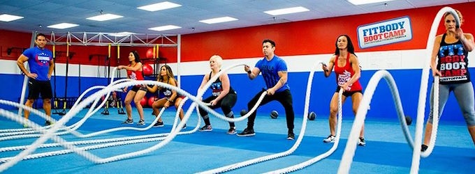 East Mesa Fit Body Boot Camp