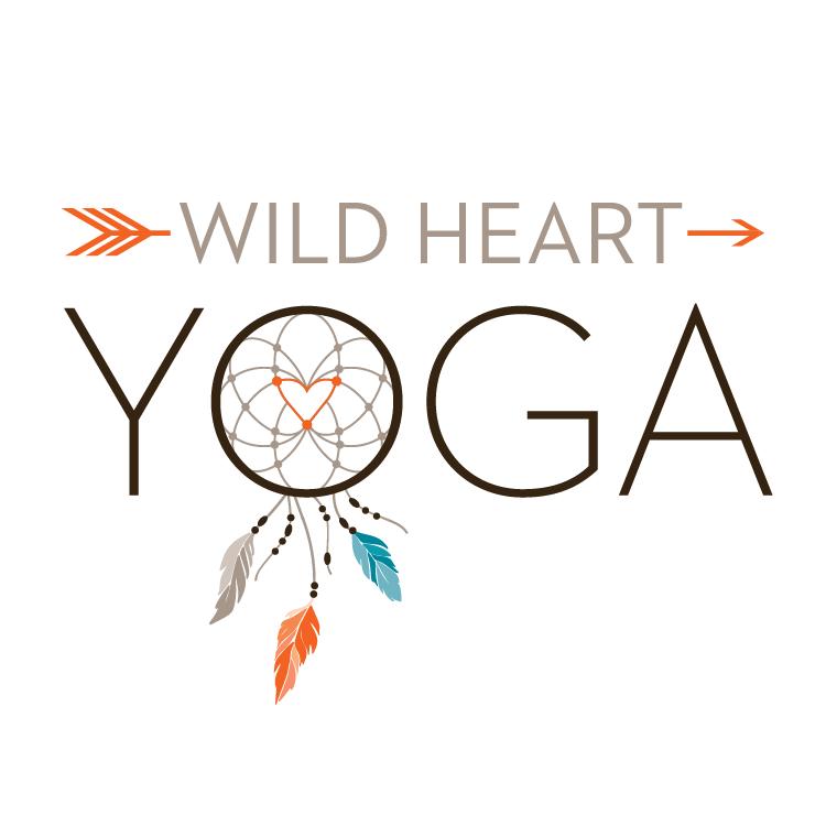 Wild Heart Yoga logo