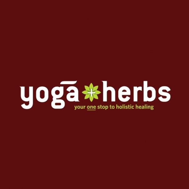 Yoga + Herbs logo