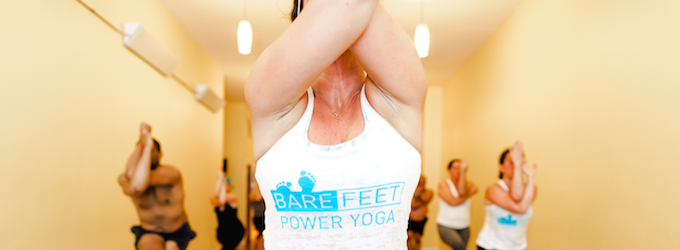 Bare Feet Power Yoga