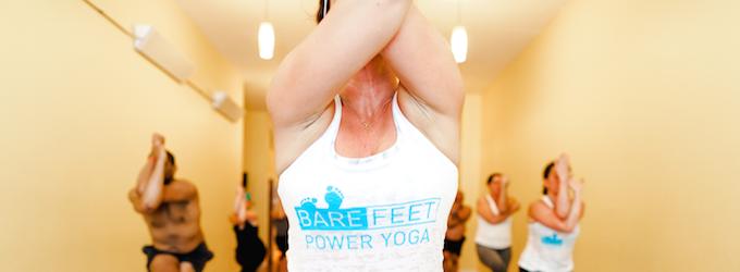 Bare Feet Power Yoga