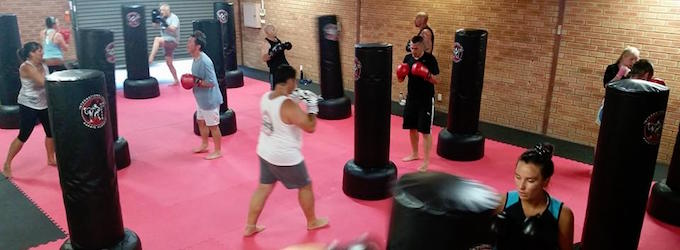 My Fitness Kickboxing