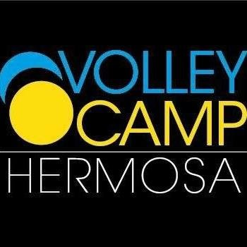 VolleyCamp Hermosa logo