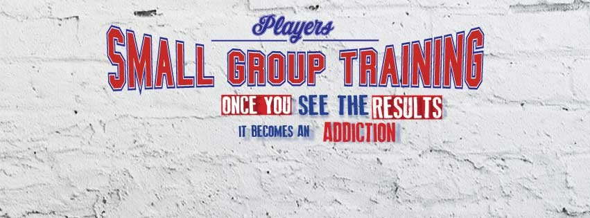 Team Players Small Group Training logo