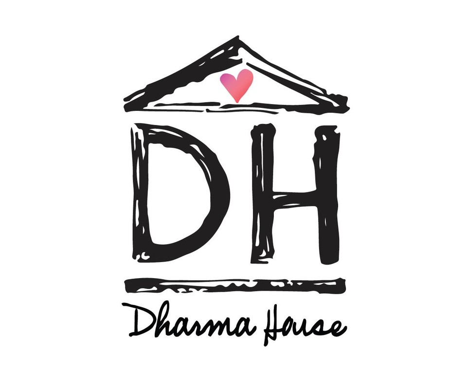 The Dharma House logo