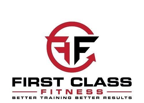 First Class Fitness logo