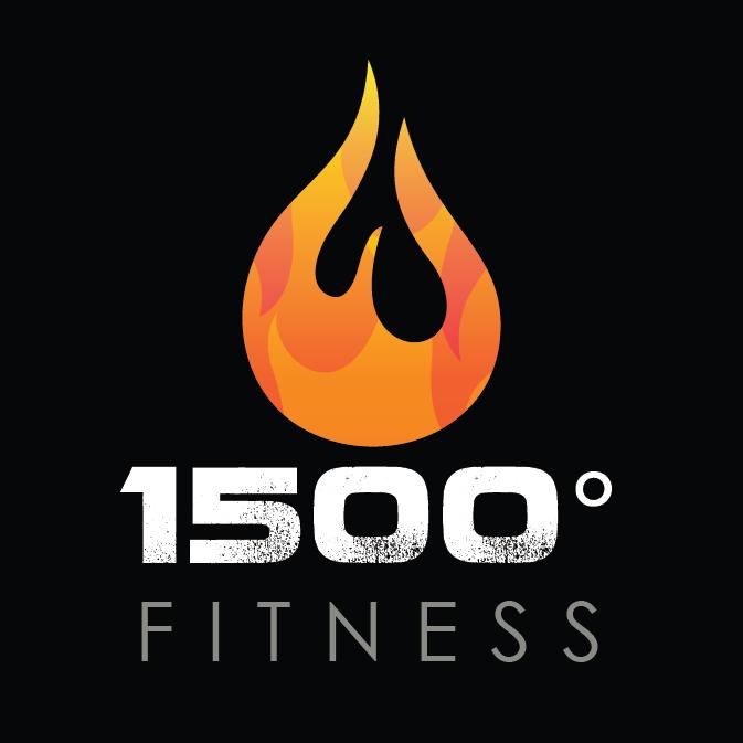 1500 Degrees Fitness logo