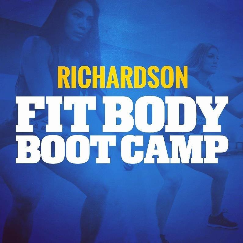 Richardson Fit Body Boot Camp logo