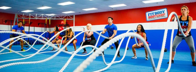 Richardson Fit Body Boot Camp