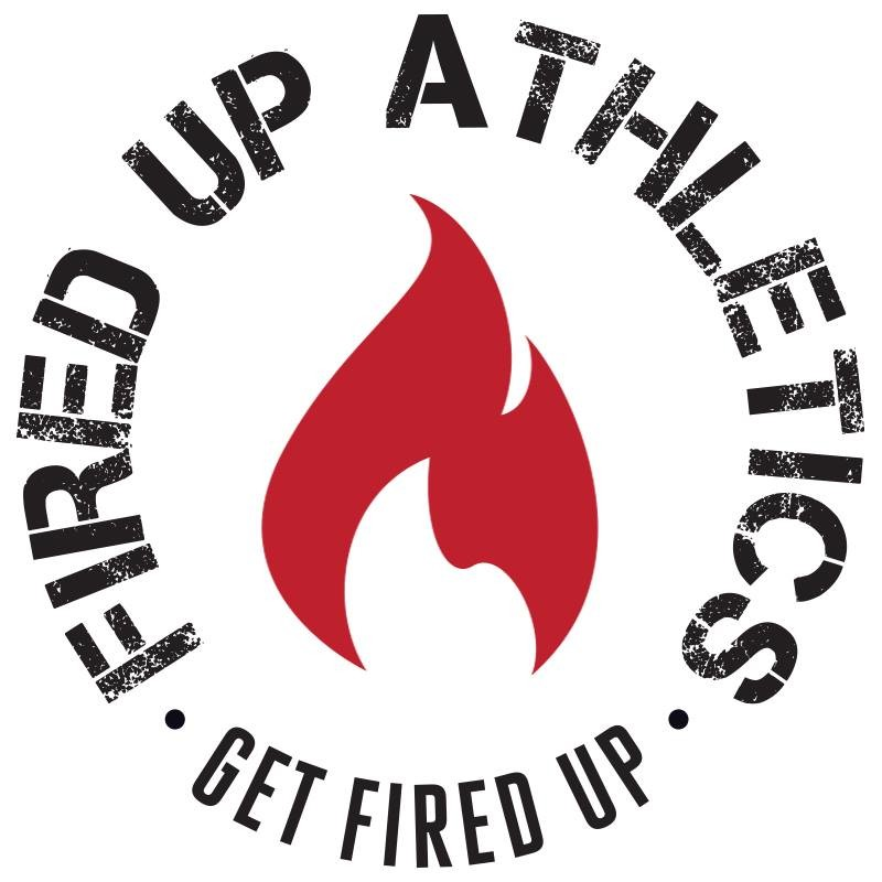 Fired Up Athletics logo