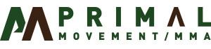 Primal Movement + MMA logo