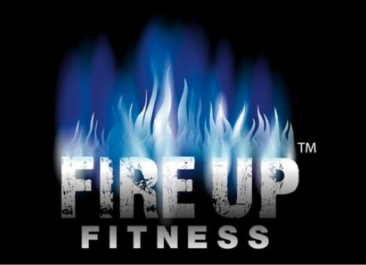 Fire Up Fitness logo