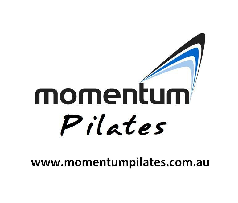 Momentum Pilates logo