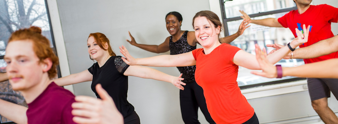 Bollywood Groove Dance Fitness