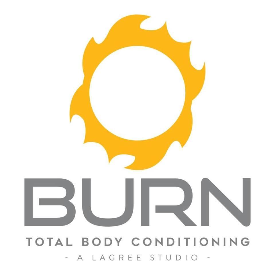 BURN Total Body Conditioning logo