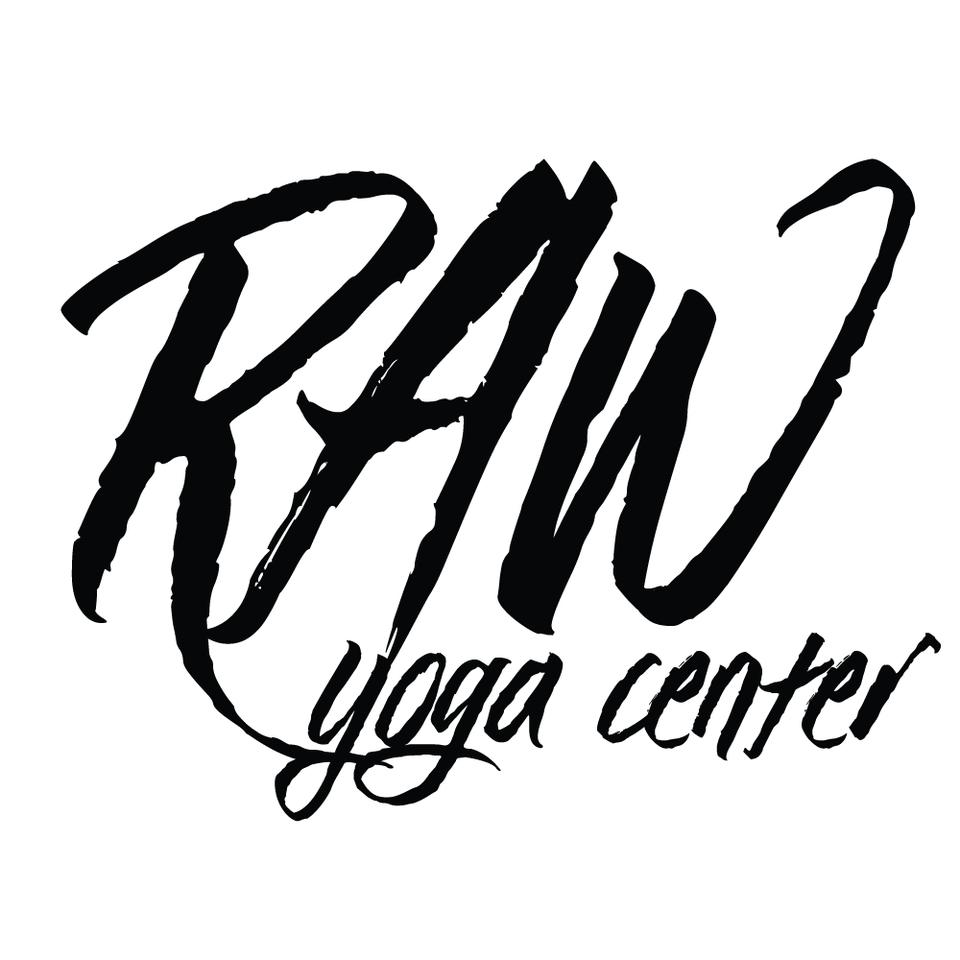 RAW Yoga Studio logo