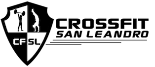 CrossFit San Leandro logo