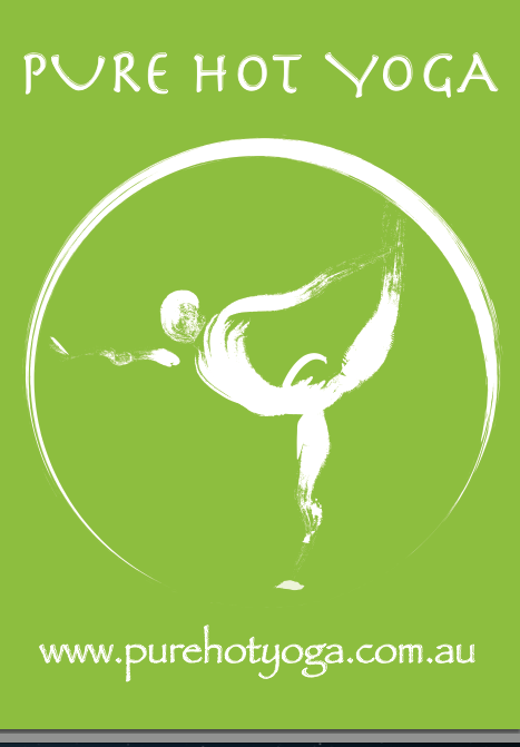 Pure Hot Yoga logo