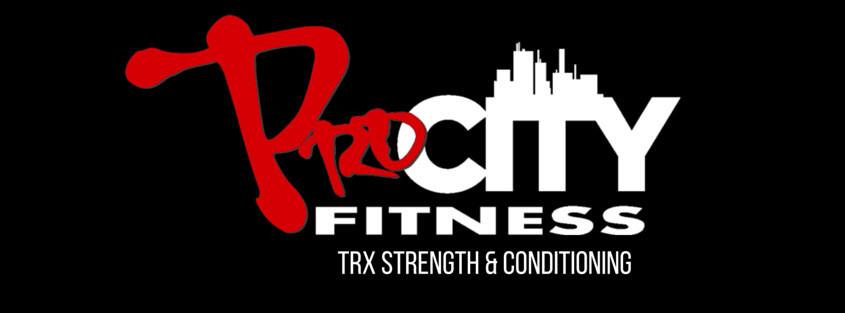 ProCity Fitness logo