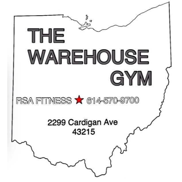 The Warehouse Gym & Fitness logo