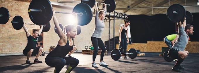 Warehouse Fitness