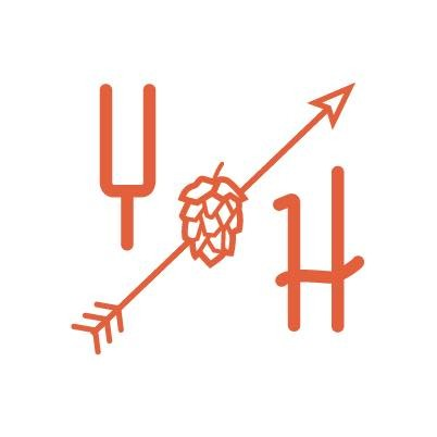Yoga and Hops logo