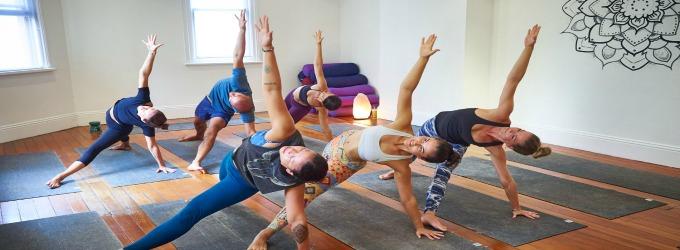 Flow Lab Yoga