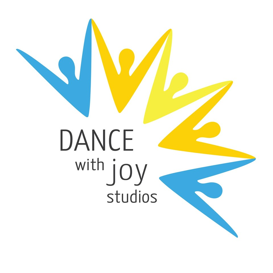 Dance With Joy Studio's logo