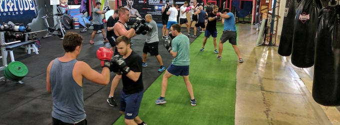 Fortitude Boxing