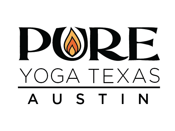 PURE Yoga Texas logo
