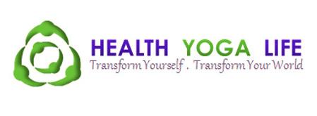 Health Yoga Life logo