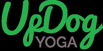 UpDogYoga logo