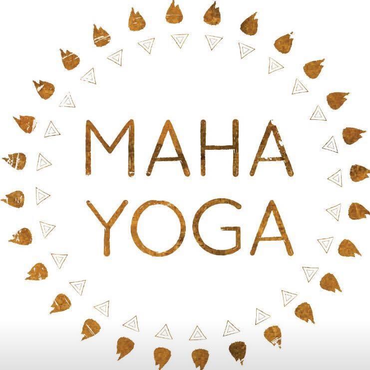 Maha Yoga logo
