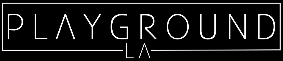 The Playground LA logo