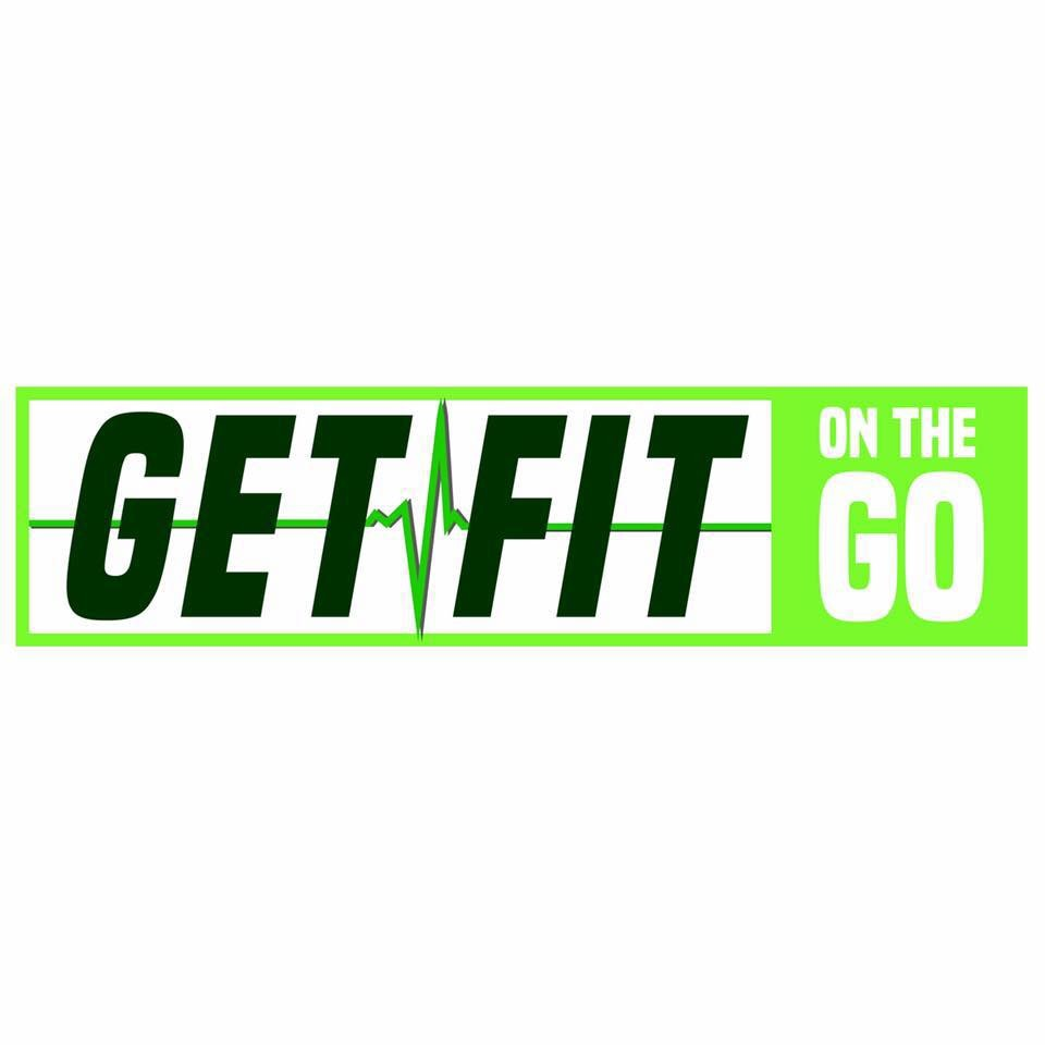 Get Fit On The Go Fitness logo