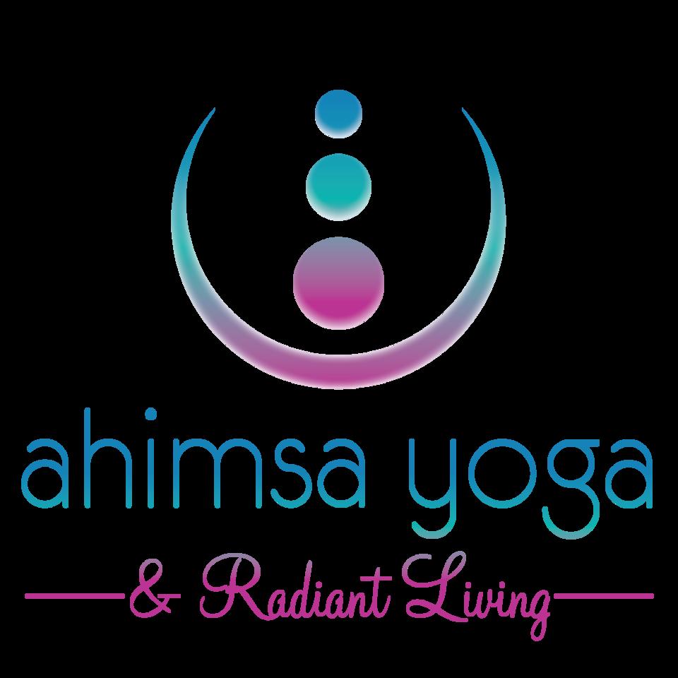 Ahimsa Yoga Centre logo