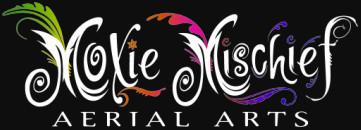 Moxie Mischief Aerial Arts logo