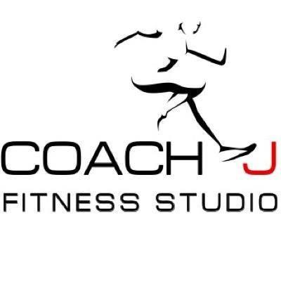 Coach J Fitness Studio logo