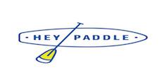 Hey Paddle logo
