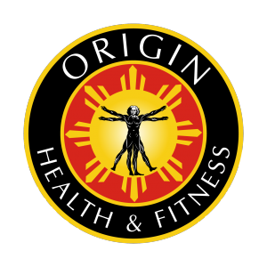 Origin Health and Fitness logo