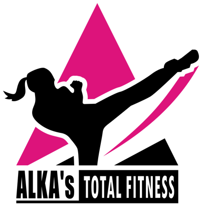 Alka's Total Fitness logo