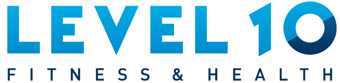 Level 10 Fitness Inc. logo