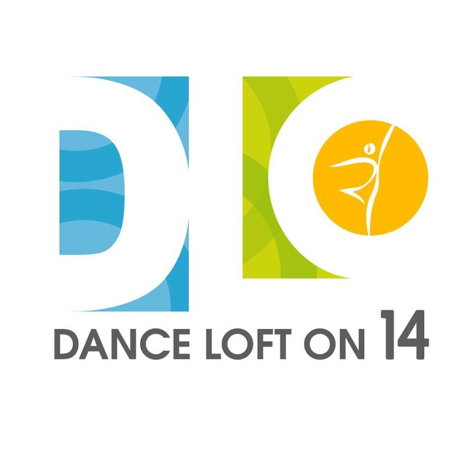 Dance Loft on 14 logo