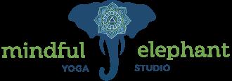 Mindful Elephant Yoga logo