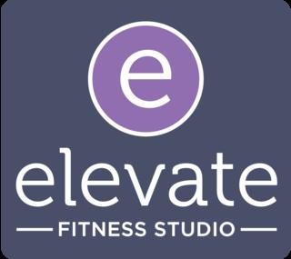 Elevate Fitness Studio logo