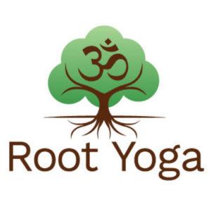 Root Yoga logo