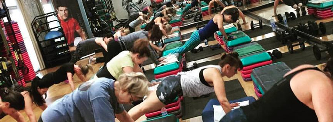 The Perfect Circle Fitness Studio